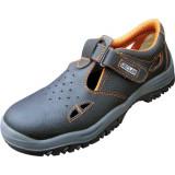 Sandale de protectie cu bombeu si lamela