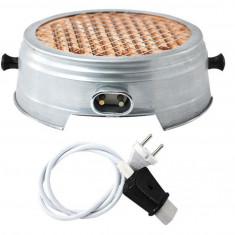 Resou electric, Plita, Ceramic, , 1500W