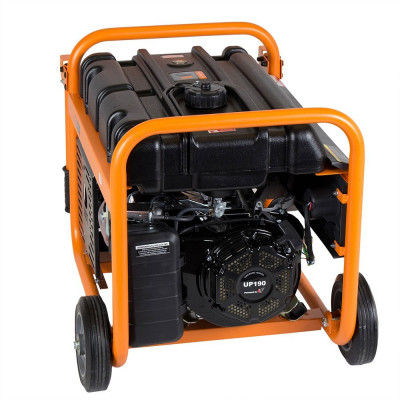 Generator curent electric pe benzina Stager GG 7300 3W- 6.3 kW foto