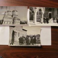 PVM - Lot 6 fotografii vechi tema religie 17,50 cm x 11,50 cm martie aprilie '62