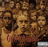 CD Korn – Untouchables ,original
