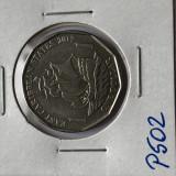 P502 EAST CARAIBE 1 DOLLAR 2012