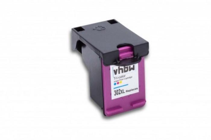 Tintenpatrone refill pentru hp typ nr.302xl colour, ,