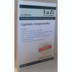 LEGISLATIA TRANSPORTURILOR ACTUALIZAT FEBRUARIE 2014