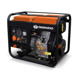 Generator cu invertor sudura 2kW 190Ah Daewoo - GDAW190AC