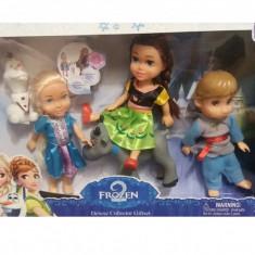 Set 5 figurine Frozen
