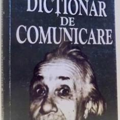 DICTIONAR DE COMUNICARE de SULTANA CRAIA , 2001