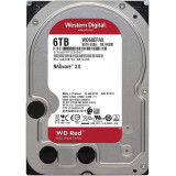 Cumpara ieftin Internal HDD WD Red 3.5'' 6TB SATA3 256MB IntelliPower, 24x7, NASware™