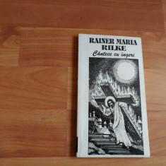 CANTECE CU INGERI-RAINER MARIA RILKE