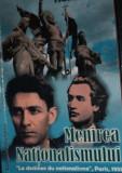 MENIREA NATIONALISMULUI - HORIA SIMA