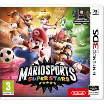 Mario Sports Superstars + Card-surpriza amiibo 3DS foto