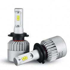 Bec LED S2 Lumileds cu chip Philips HB4 6000 lumeni