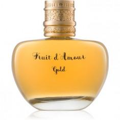 Emanuel Ungaro Fruit d'Amour Gold eau de toilette pentru femei