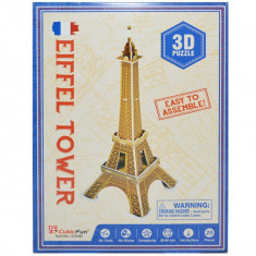 Puzzle 3D Eiffel Tower 20 piese