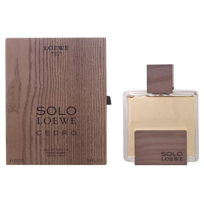 Parfum Bărbați Solo Loewe Cedro Loewe EDT foto
