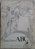 LEONID DIMOV - ABC / A. B. C. (POEME, 1973) [coperti de FLORIN PUCA]