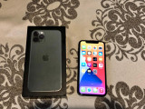 iphone 11 PRO green 64 gb nou cutie