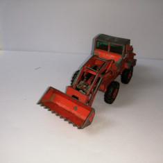bnk jc Matchbox K-3 Hatra Tractor Shovel