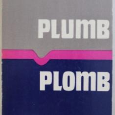 PLUMB / PLOMB de GEORGE BACOVIA , 1982