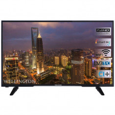 Televizor Wellington LED Smart TV WL32 HD279SW 81cm HD Ready Black