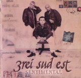 CD 3rei Sud Est ‎– Sentimental , original, holograma