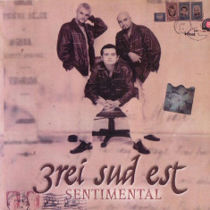 CD 3rei Sud Est – Sentimental , original, holograma