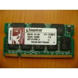 MEMORIE LAPTOP Kingston KTH-ZD7000/1G PC2700 DDR1