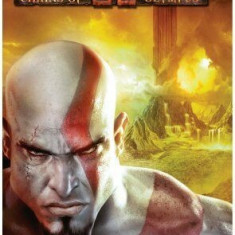 God of War: Chains of Olympus  - PSP [Second hand], Actiune, 18+, Single player