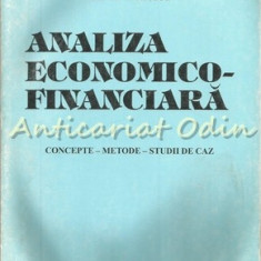 Analiza Economico-Financiara - Silvia Petrescu