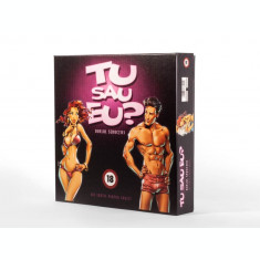 Joc erotic pentru adulti TU SAU EU? - DUELUL SEDUCTIEI