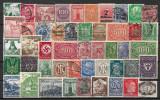 5747 - Lot timbre Germania veche