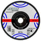 Raider - 160112 - Disc polizare metal, 230x22.2x6 mm