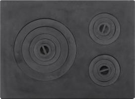 Plita Fonta 3OC / L[mm]: 645; B[mm]: 470; Tip: 1