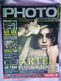 Revista PHOTO Magazine, de artă și tehnică fotografică, martie 2006
