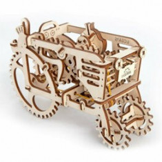 Puzzle 3D - Tractor, 97 piese