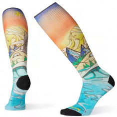 Sosete Ski Smartwool W PHD Ultra Light Lifecycle Print