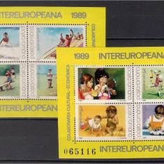 1989 - Colaborarea, blocuri neuzate
