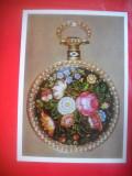 HOPCT 55985  CEAS AUR CU PERLE EMAIL PICTAT SEC XVIII   RUSIA-NECIRCULATA
