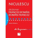 Dictionar de buzunar francez-roman/roman-francez - Maria Braescu