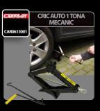Cric auto 1 tona mecanic Carpoint - CRD-CAR0613001 Auto Lux Edition