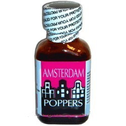 AMSTERDAM Poppers 24ml, aroma camera, ORIGINAL, SIGILAT, rush, popers