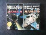 ARTHUR C. CLARKE, GENTRY LEE - RAMA II  2 volume