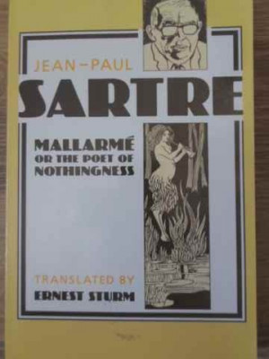 MALLARME OR THE POET OF NOTHINGNESS - JEAN-PAUL SARTRE foto