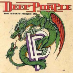 Deep Purple The Battle Rages On (cd)