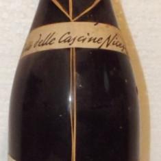 82 - vin barbera, delle cascine nicesi, recoltare 1967 cl 72 gr 13,1