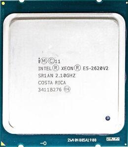 Procesor server Intel Xeon Six Core E5-2620 v2 2.1Ghz Socket 2011 foto