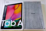 Tableta SAMSUNG Galaxy Tab A (2019) T515, 10.1 inch, Wi-Fi + 4G, Black, 32 GB