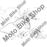 MBS Prindere DX carena fata Ski-Doo Summit 850 E-TEC, 2019, Cod Produs: 517305979SK