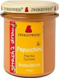 Crema Tartinabila Vegetala cu Ardei si Zucchini Fara Gluten Bio 160gr Zwergenwiese Cod: 5100425