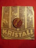 Disc Firma Kristall Germania ,interbelic- Fernando Buda -tango-Chitara Romana
